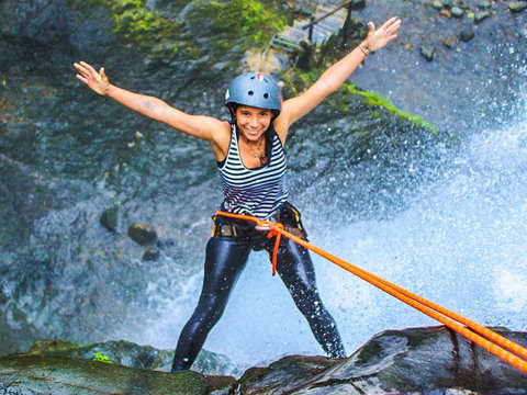 Full Day Canyoning from Bucay
