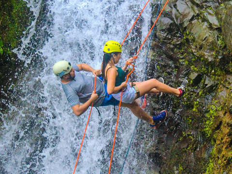 Full Day Trekking y Canoying en Guayaquil