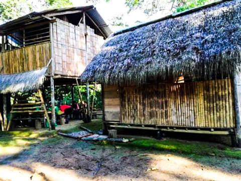 2d/1n Expedición Cultural en la Selva de Tena