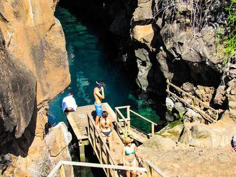 7d / 6n Excursion to Santa Cruz Island and Isabela in Galapagos