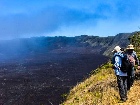 Trekking Al Volcan Sierra Negra