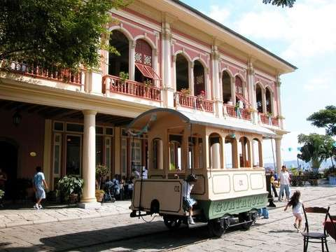 Historical Tour of the Park of Guayaquil