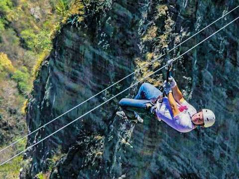The Highest Canopy in Ecuador