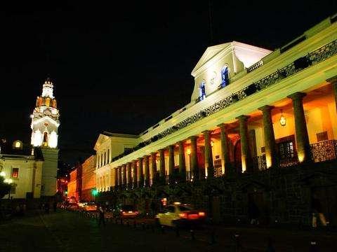 Noches Románticas de Quito