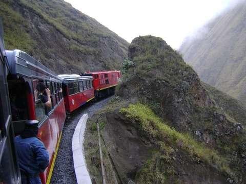 Nariz del Diablo- Chimborazo Volcano - Ambato