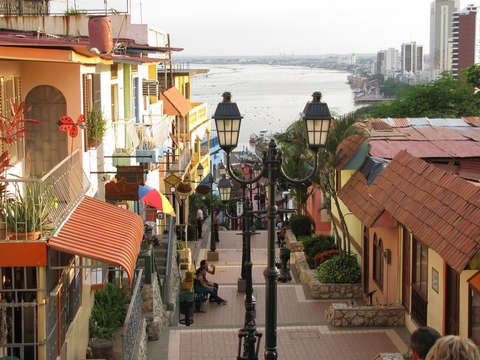Guayaquil - City Tour & Historical Park