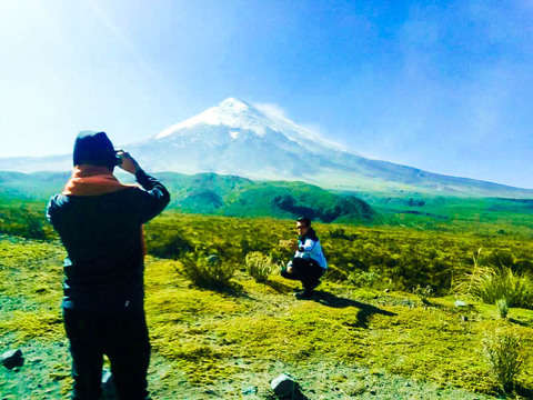 Cotopaxi, Nature and Adventure in a Private Tour