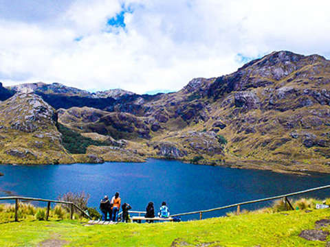 Full Day Excursion to the Cajas National Park