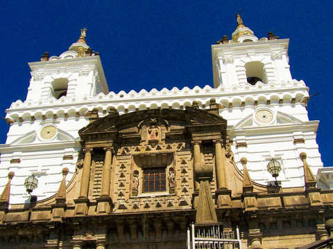Tour to the Historic Center of Quito