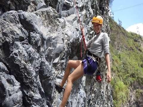 Half Day Rock Climbing - Baños
