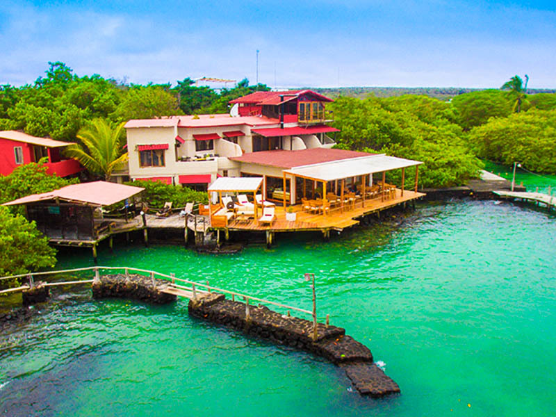 4d 3n Tour Y Alojamiento Galapagos