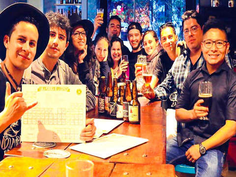 Craft Beer Tour in Quito