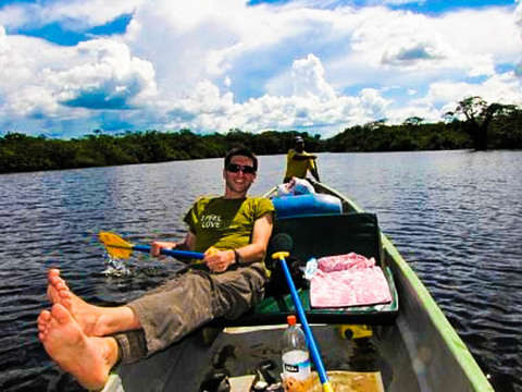 4d / 3n Expedition in the Amazon, Cuyabeno