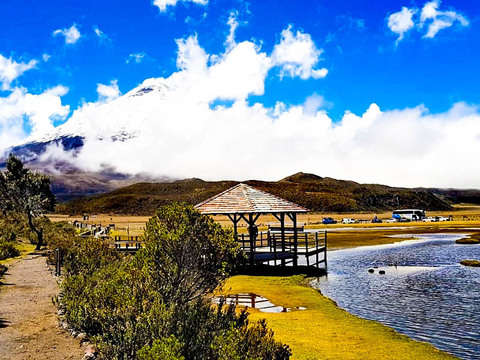 Full Day in in Cotopaxi National Park