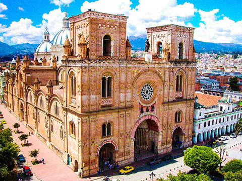 Full Day City Tour in Cuenca