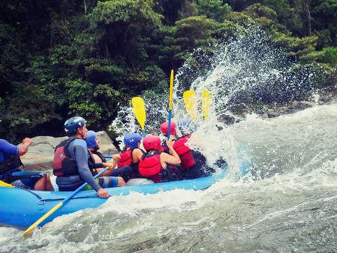 5d/4n Canoying, Rafting y Trekking en Tierra Andina