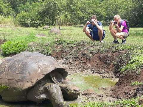 6d / 5n Galapagos Beaches Tour