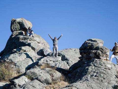 Full Day Trekking in the Height in Salinas