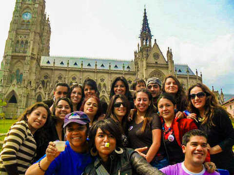 Full Day in Quito and Half the World