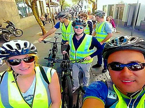 Full Day Visita a Quito en Bicicleta