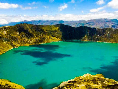 Excursion to the Laguna del Quilotoa from Quito