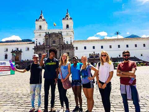2d / 1n Quito City Tour