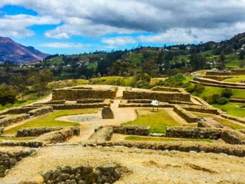 Full Day Excursión en los Caminos del Inca en Ingapirca