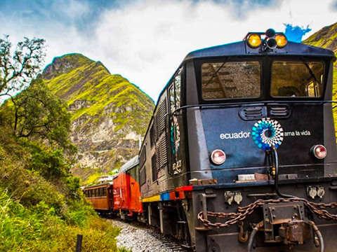 Excursión por Nariz del Diablo en Tren